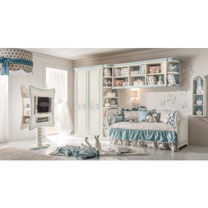 Picture Set of Italian furniture for girls