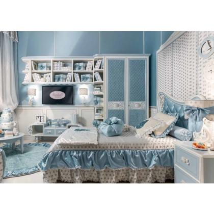 Picture Blue room for young children